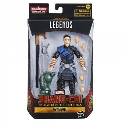 MARVEL LEGENDS Series - HASBRO - Shang-Chi Legend Of Ten Rings - Wenwu