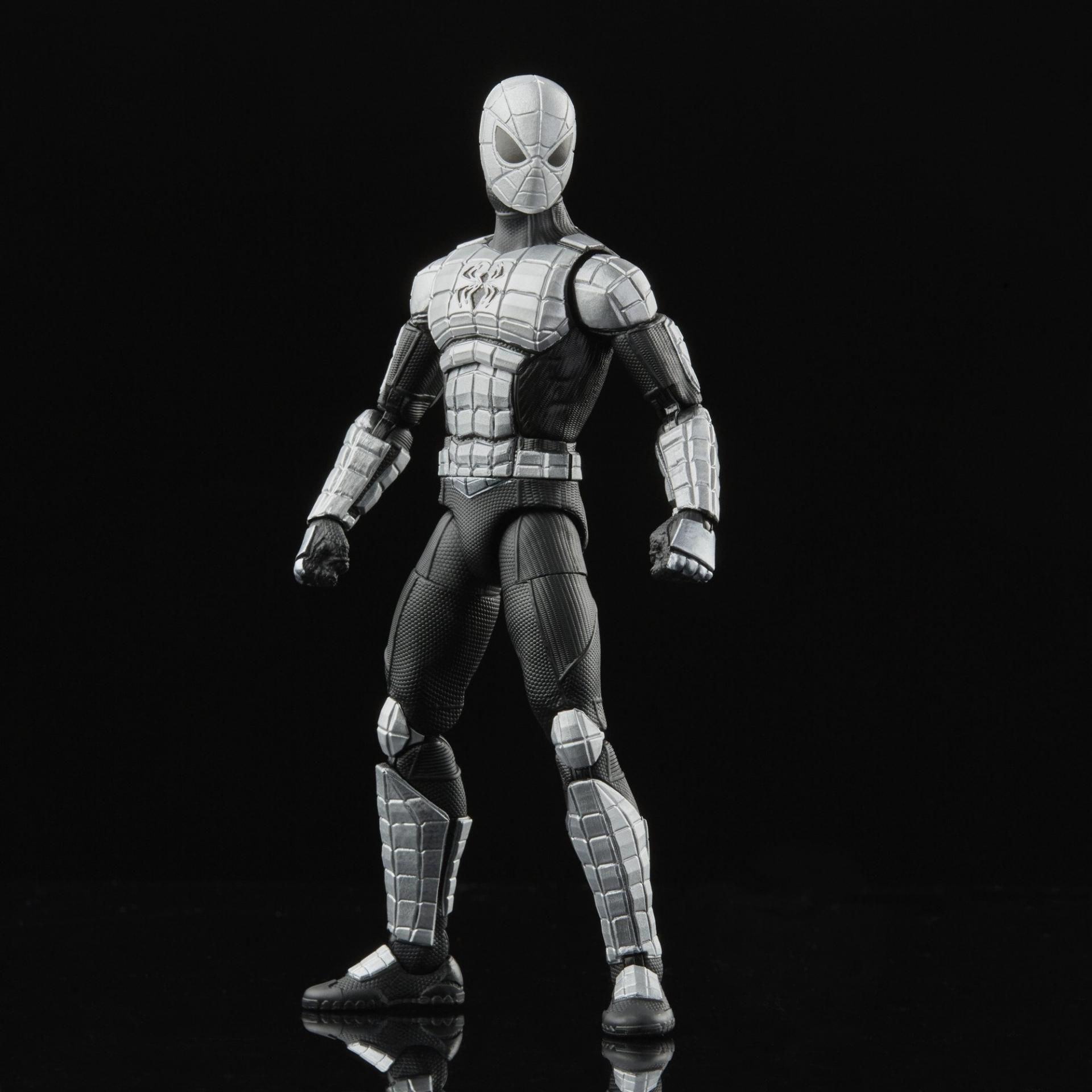 Marvel legends series hasbro spider armor mk i 1