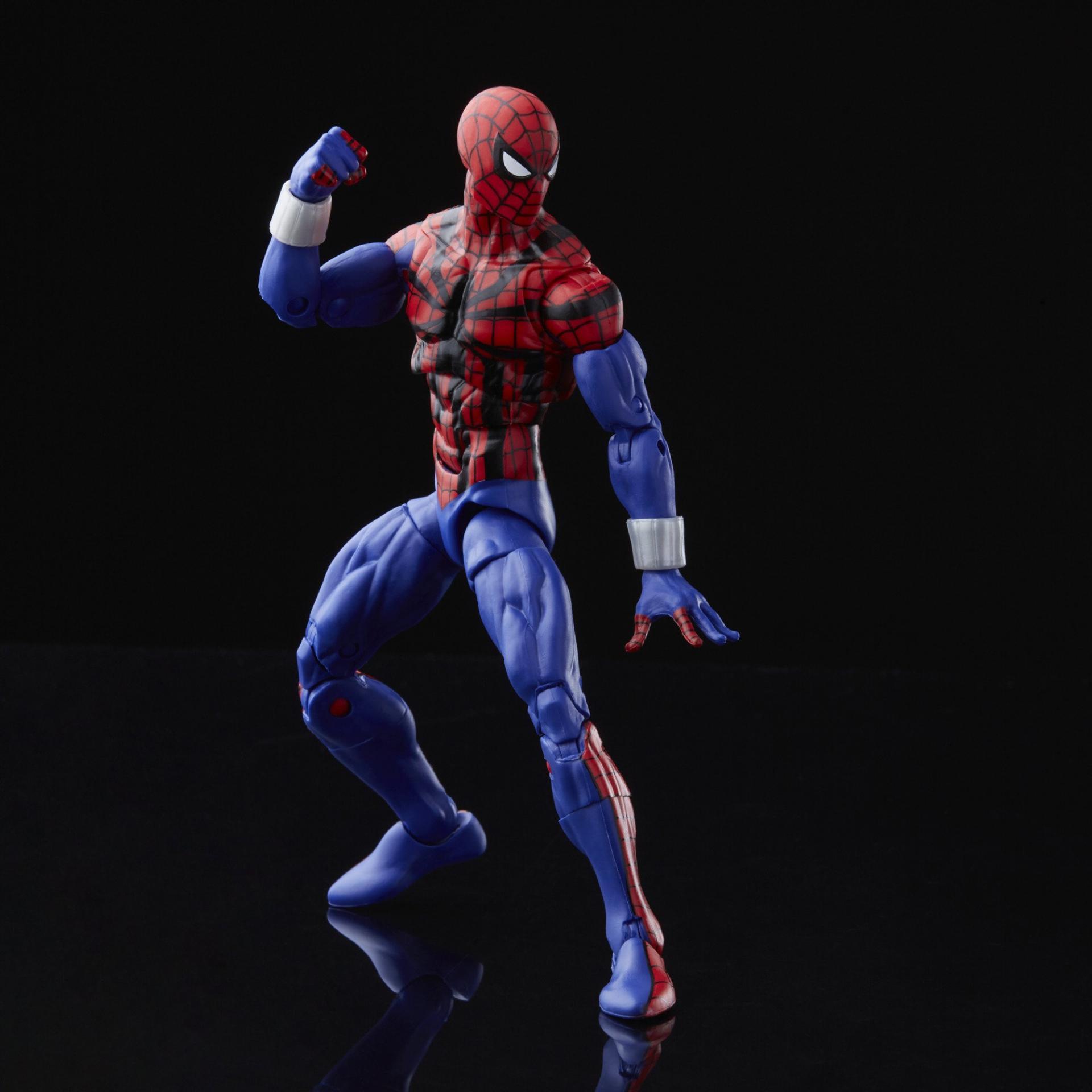 Marvel legends series hasbro spider armor mk i