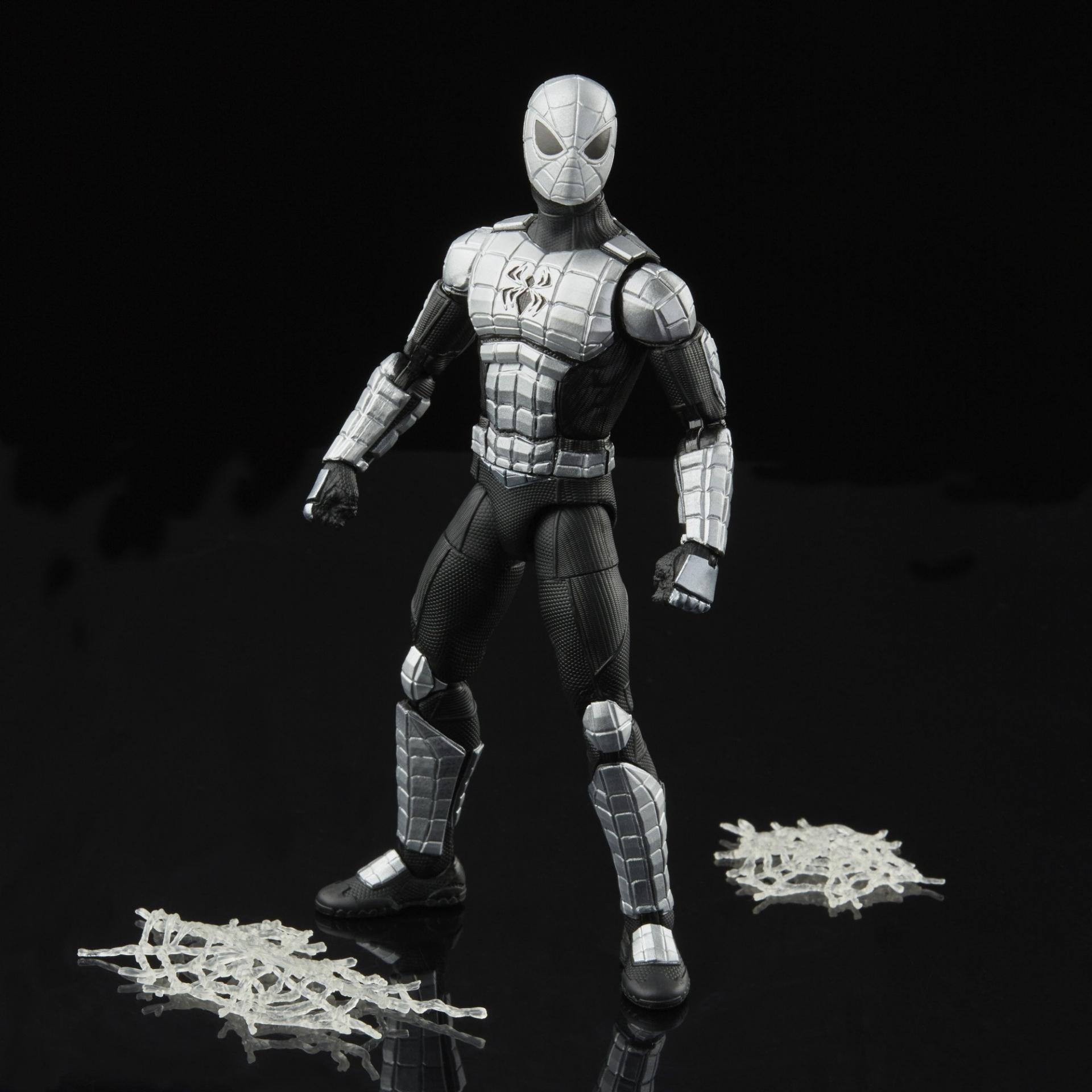 Marvel legends series hasbro spider armor mk i1 1