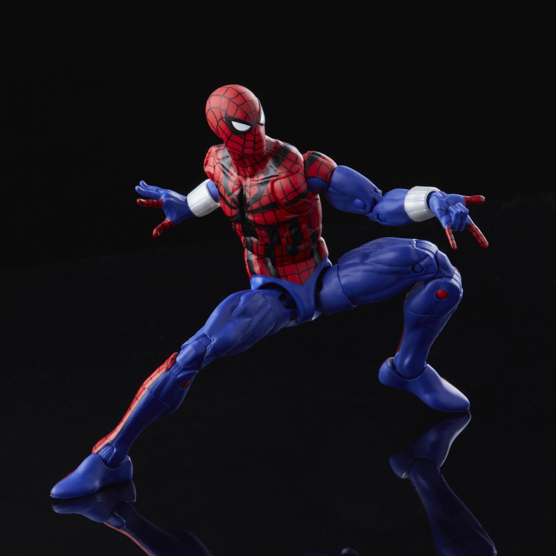 Marvel legends series hasbro spider armor mk i1