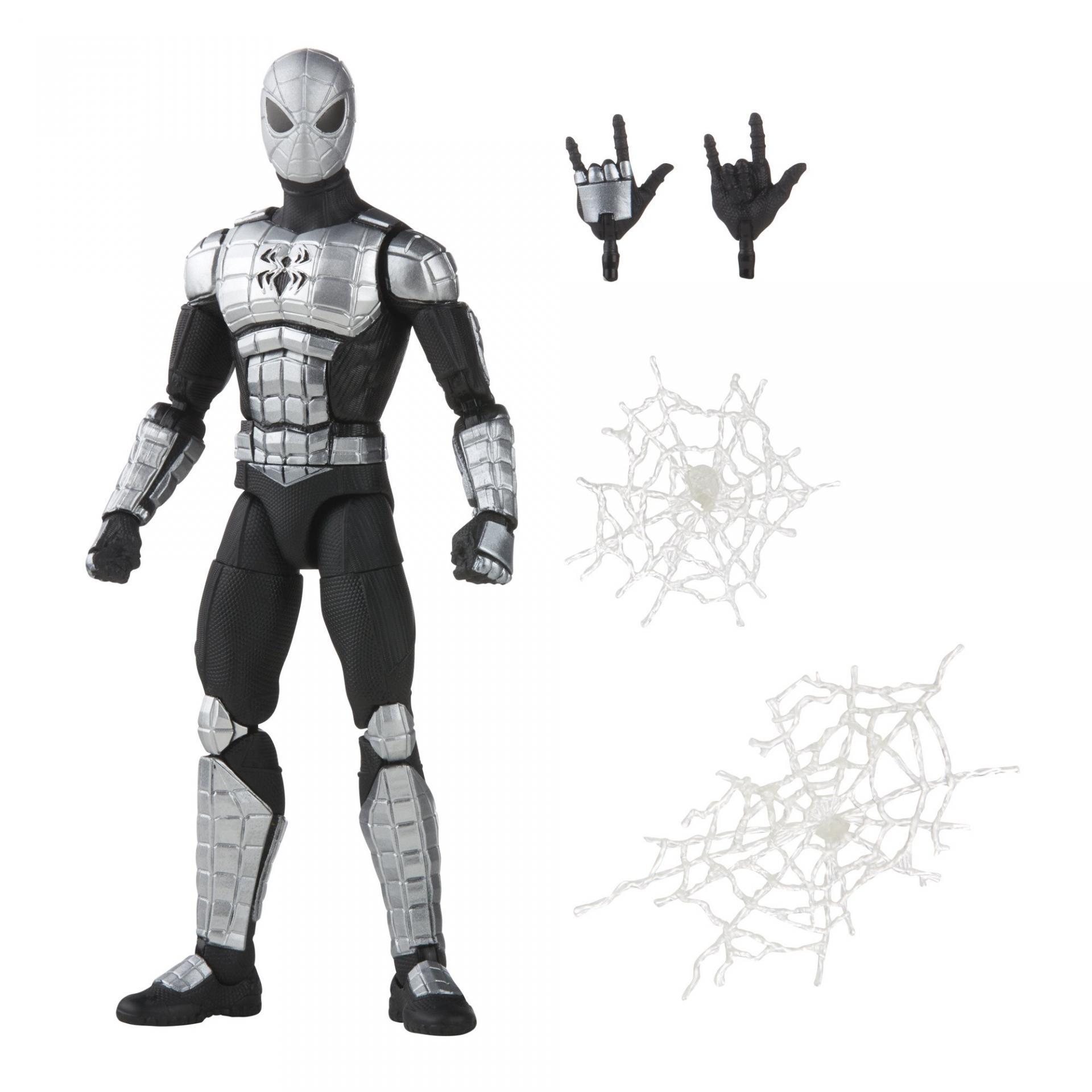 Marvel legends series hasbro spider armor mk i10 1