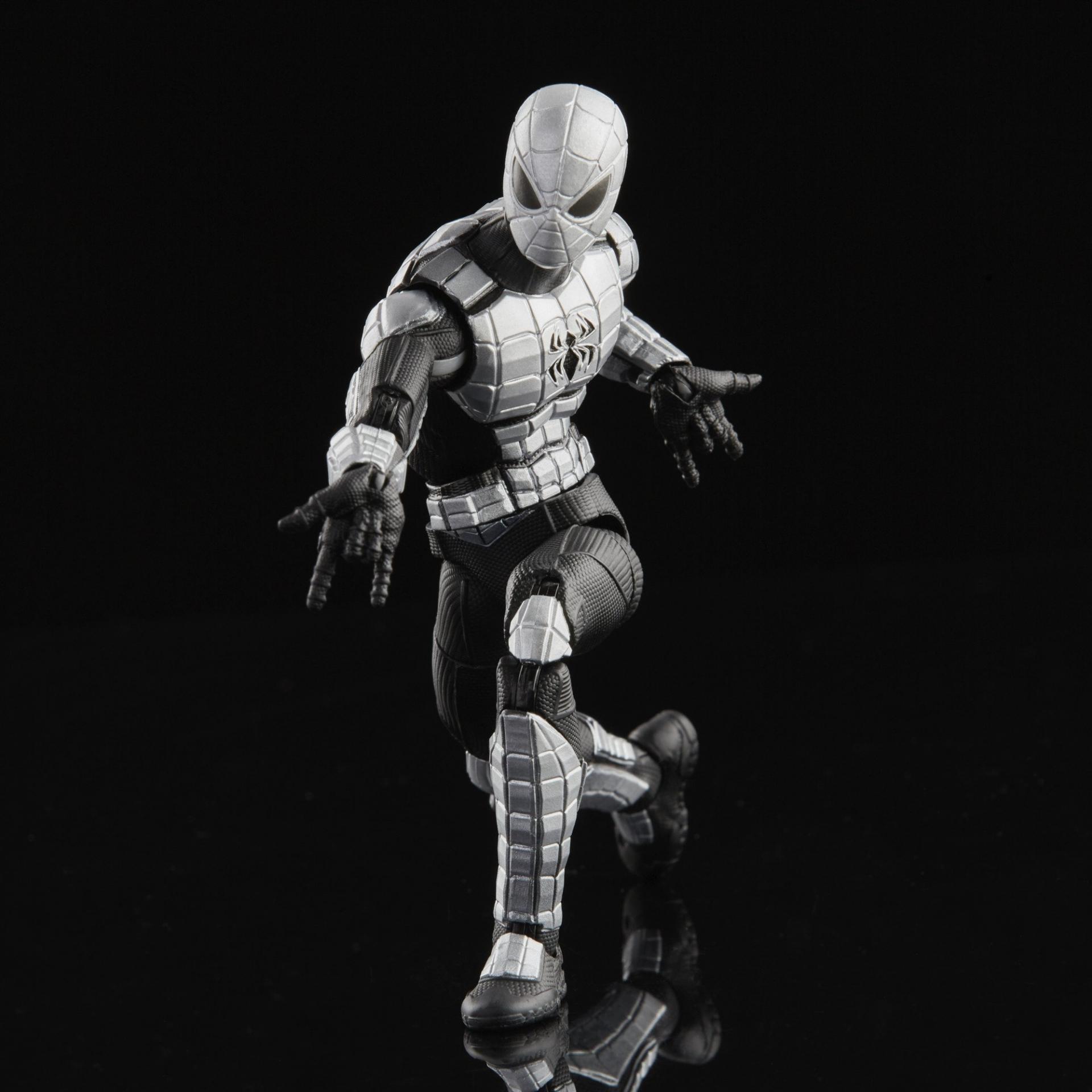 Marvel legends series hasbro spider armor mk i3 1