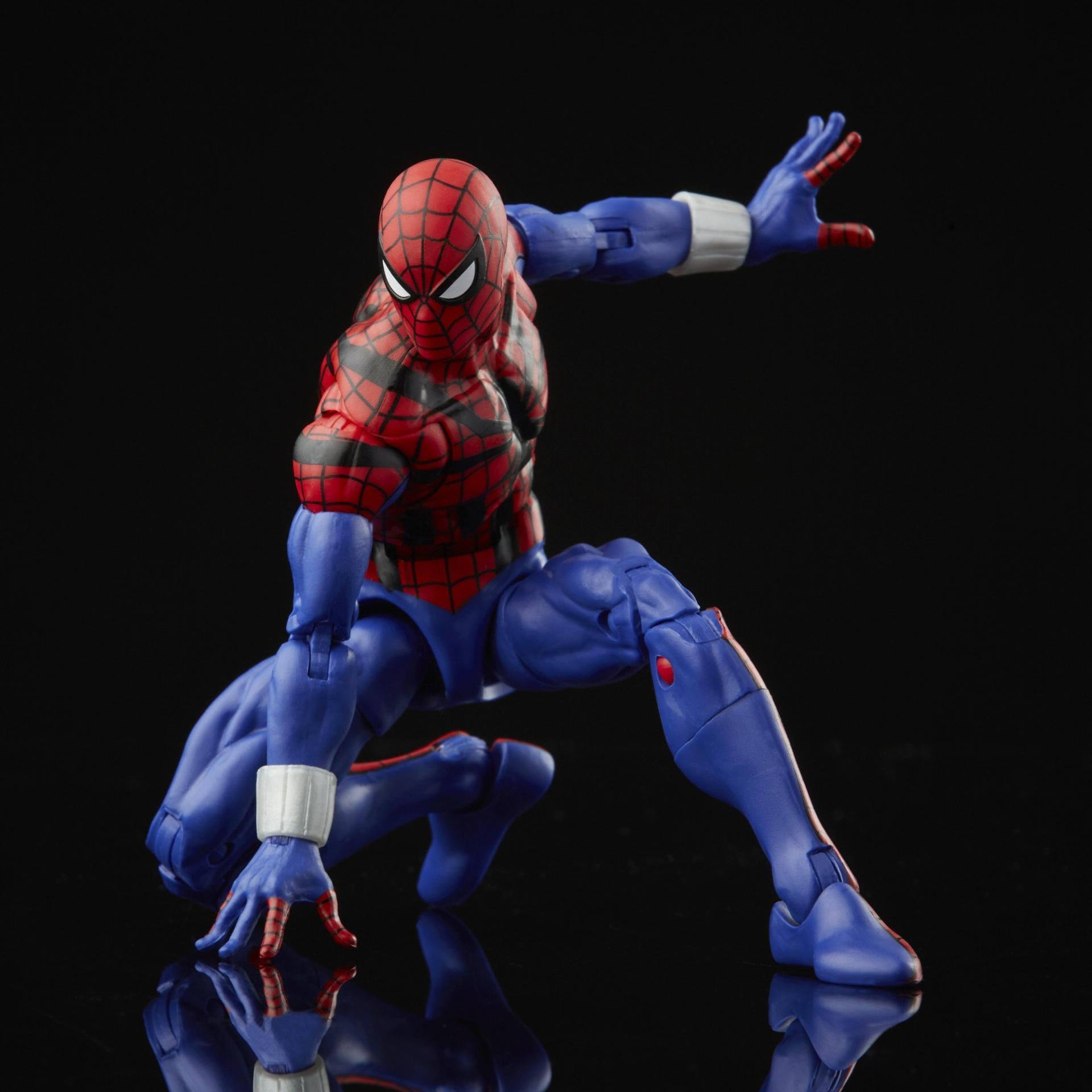 Marvel legends series hasbro spider armor mk i3