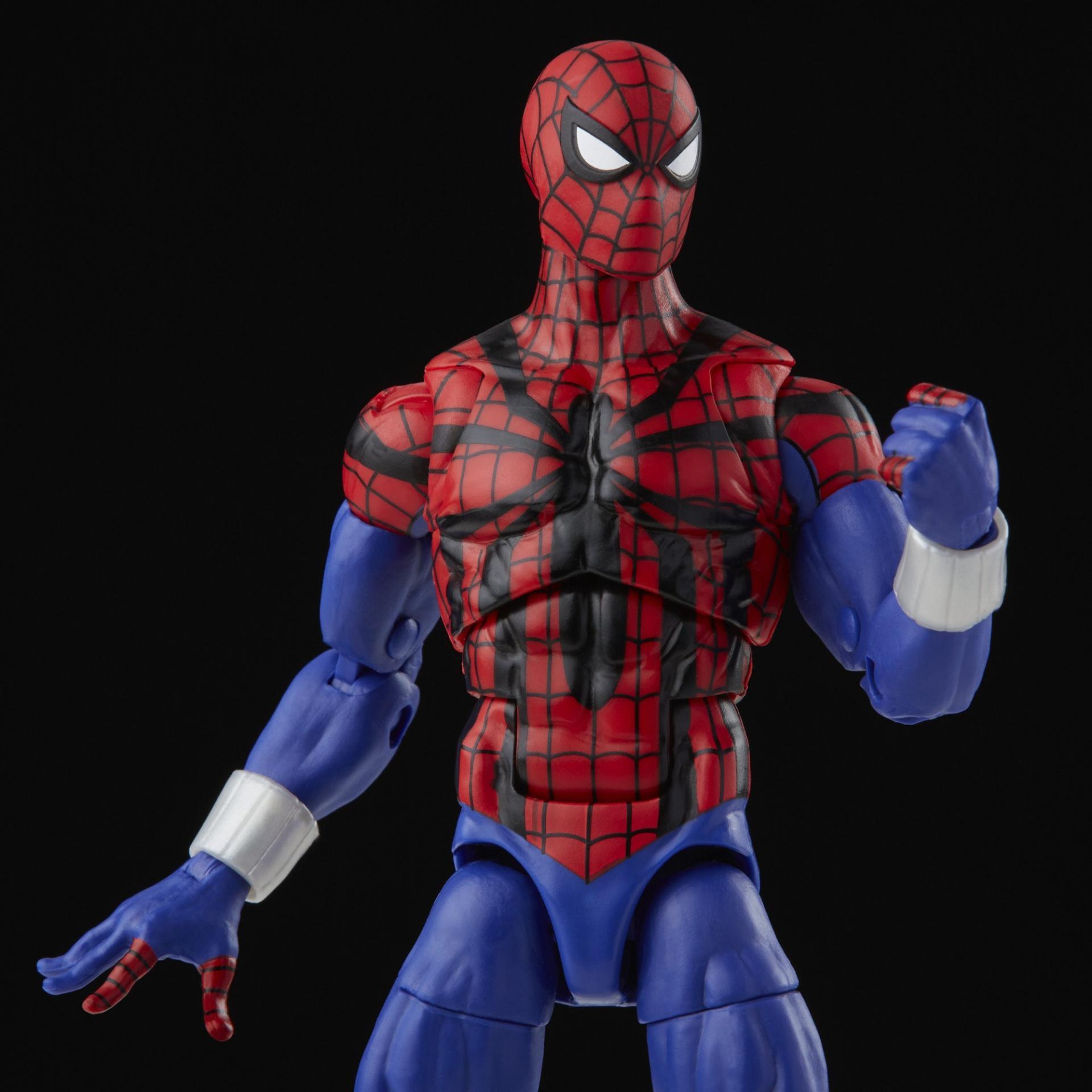 Marvel legends series hasbro spider armor mk i4