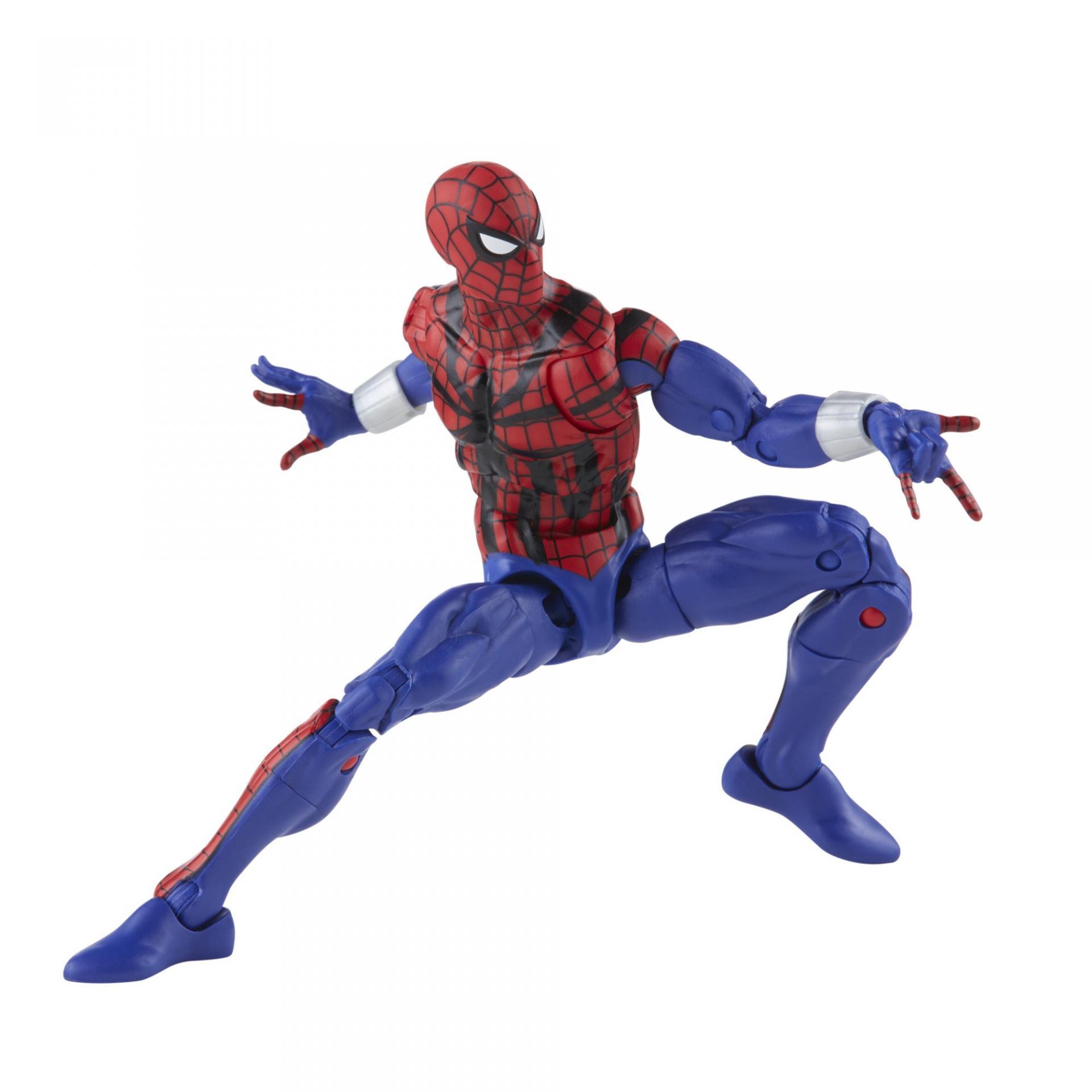 Marvel legends series hasbro spider armor mk i6