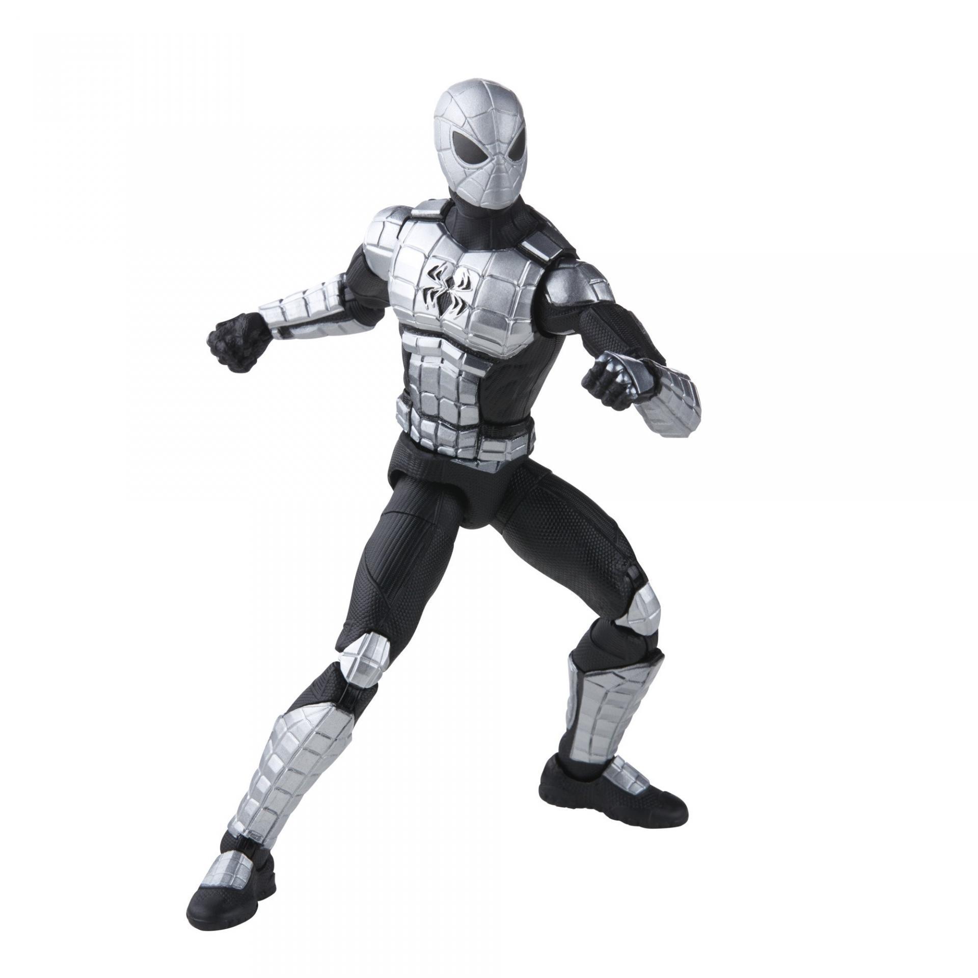 Marvel legends series hasbro spider armor mk i7 1