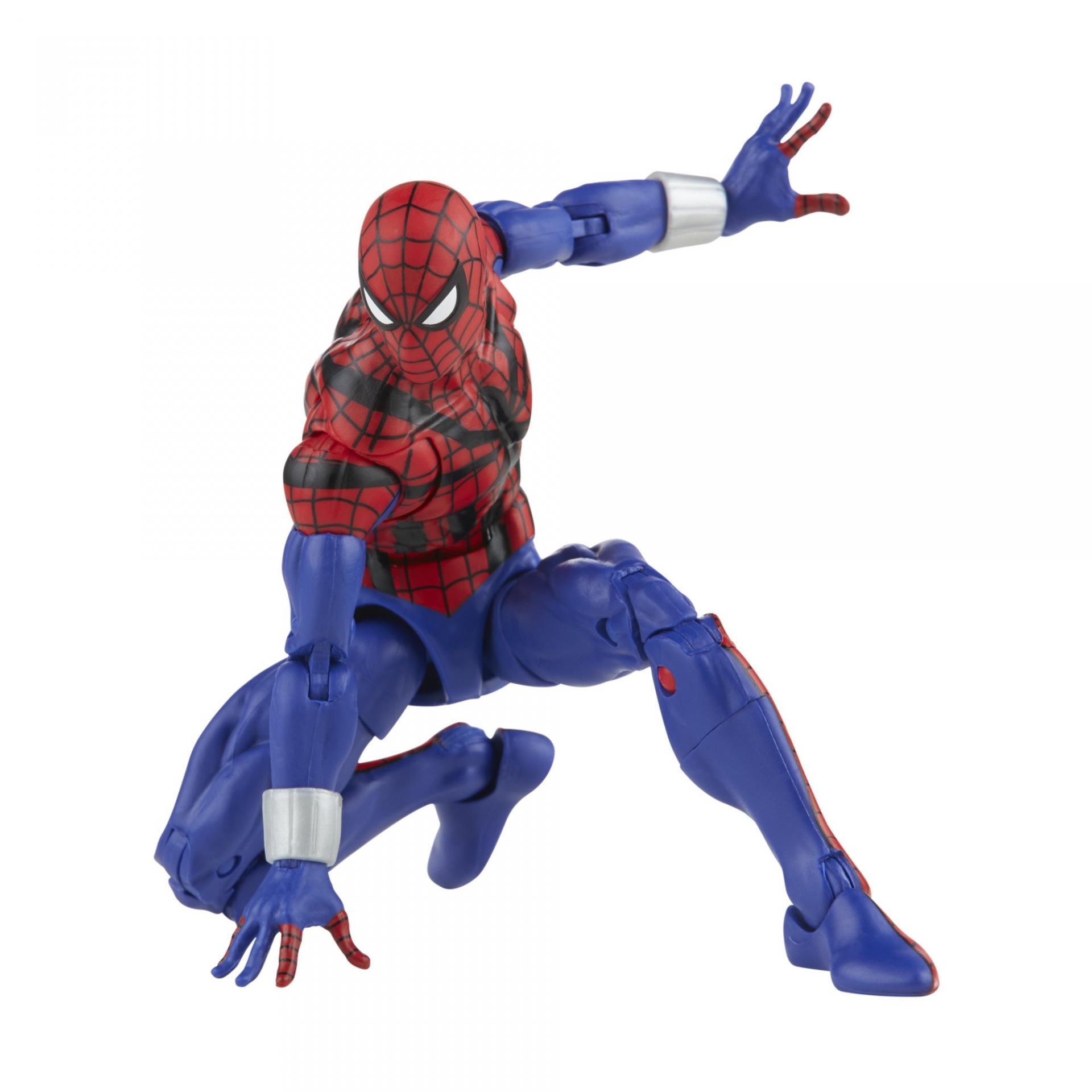 Marvel legends series hasbro spider armor mk i7