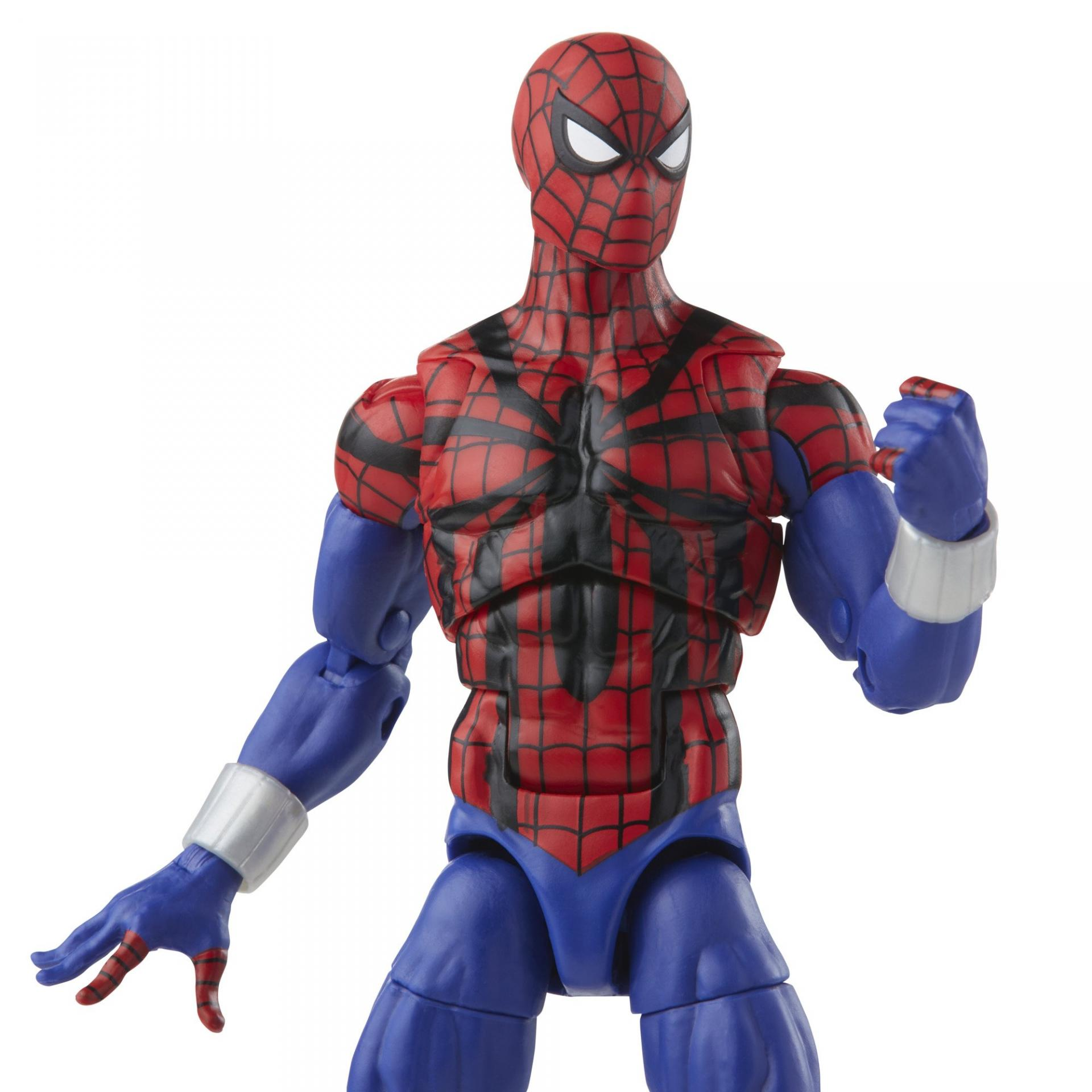 Marvel legends series hasbro spider armor mk i8