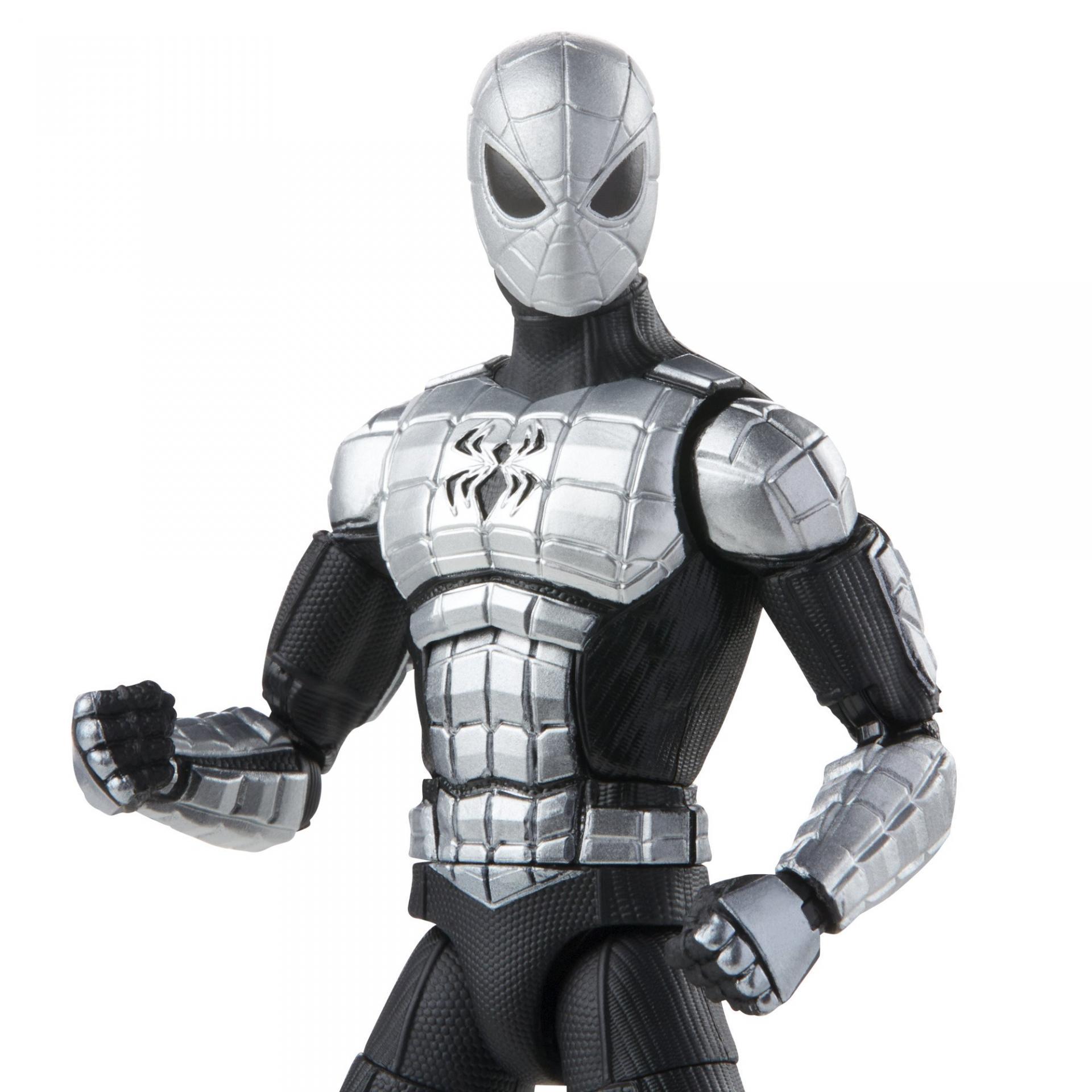 Marvel legends series hasbro spider armor mk i9 1