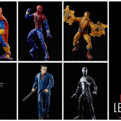 MARVEL LEGENDS Series - HASBRO - Pack Spiderman collection