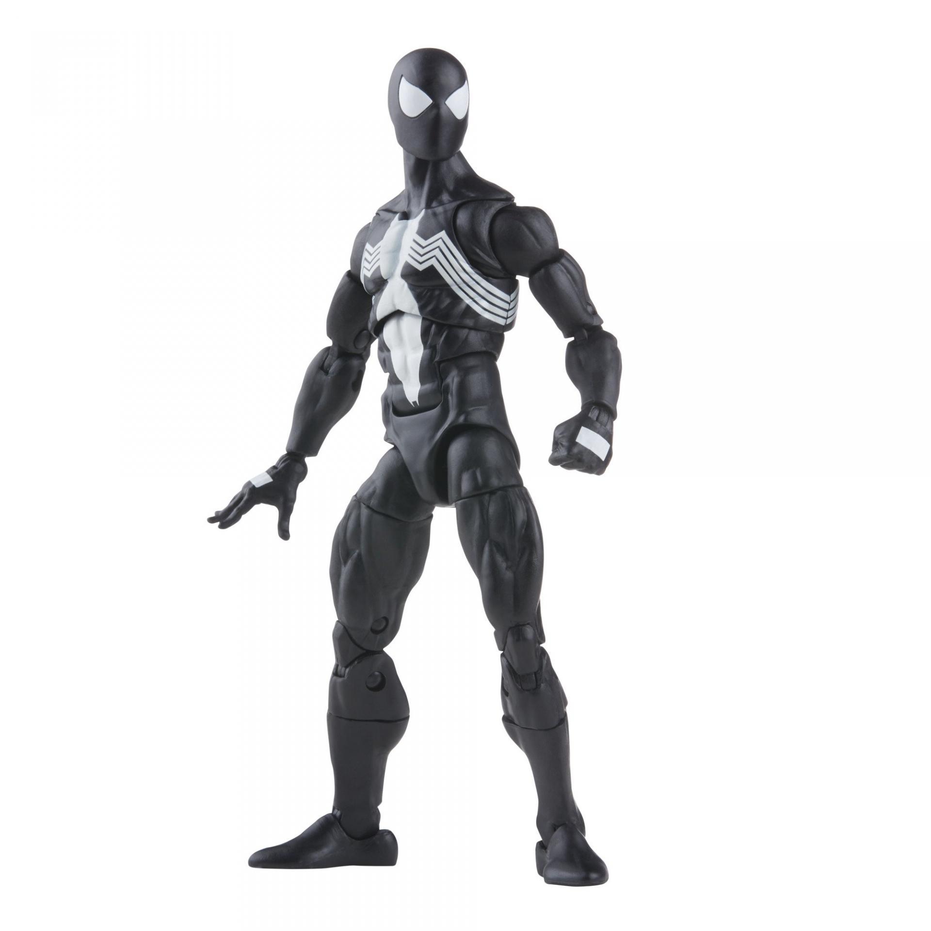 Marvel legends series hasbro symbiote spider man4