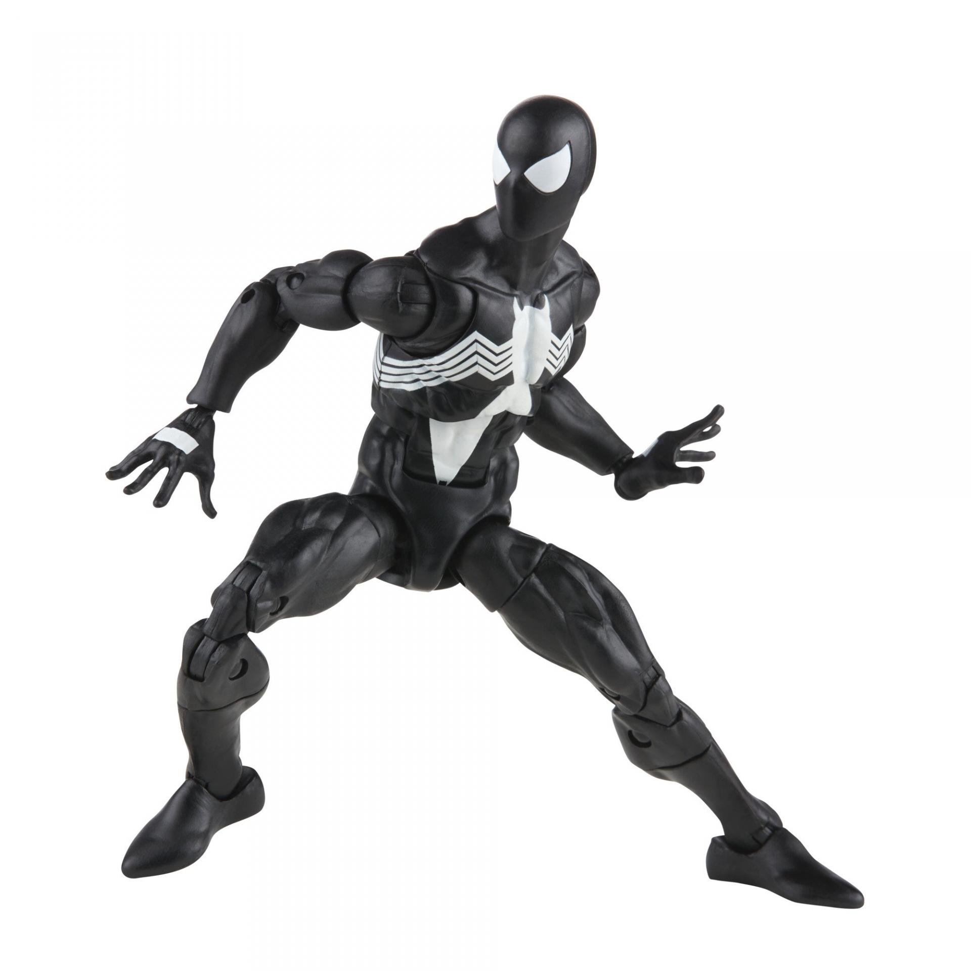 Marvel legends series hasbro symbiote spider man5