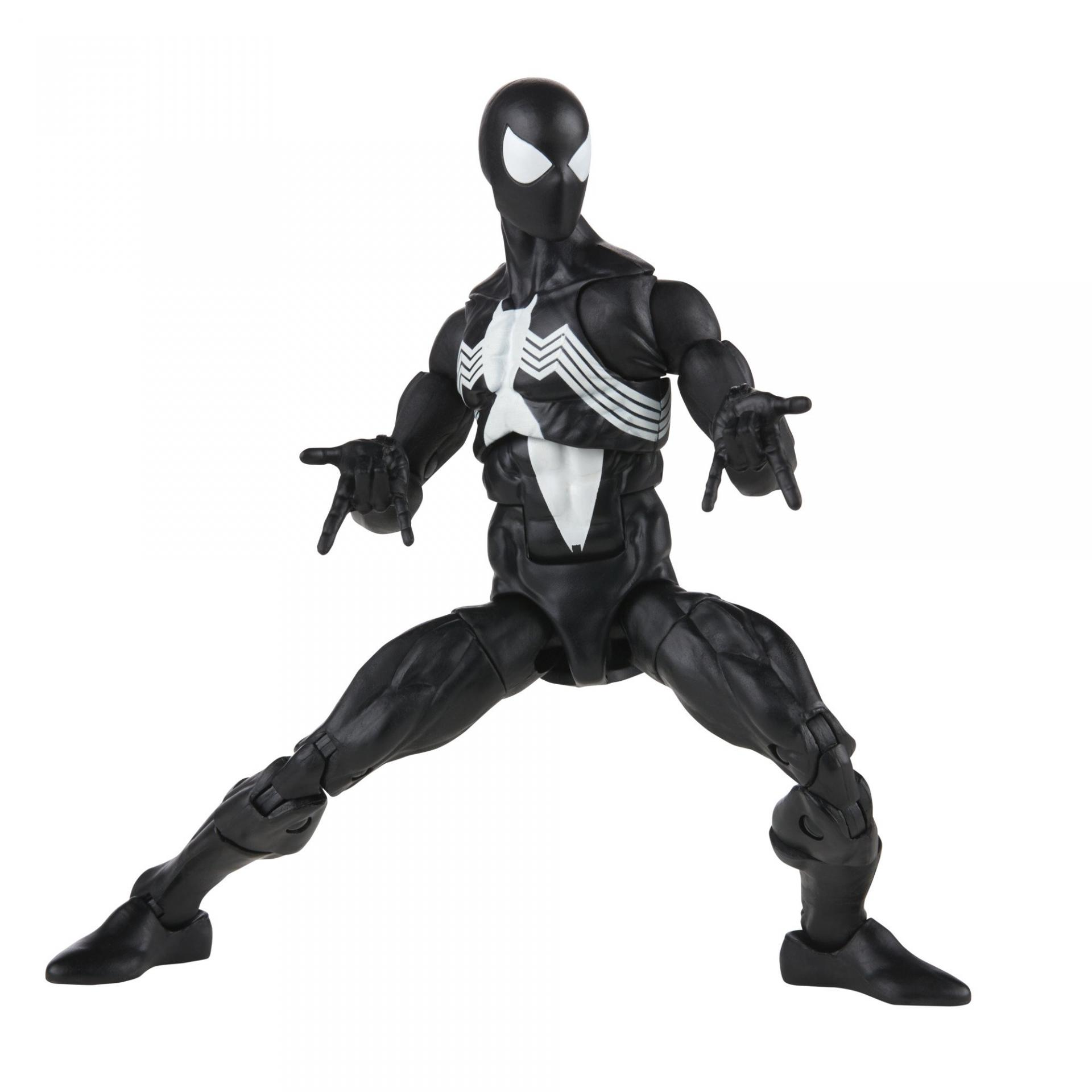 Marvel legends series hasbro symbiote spider man6