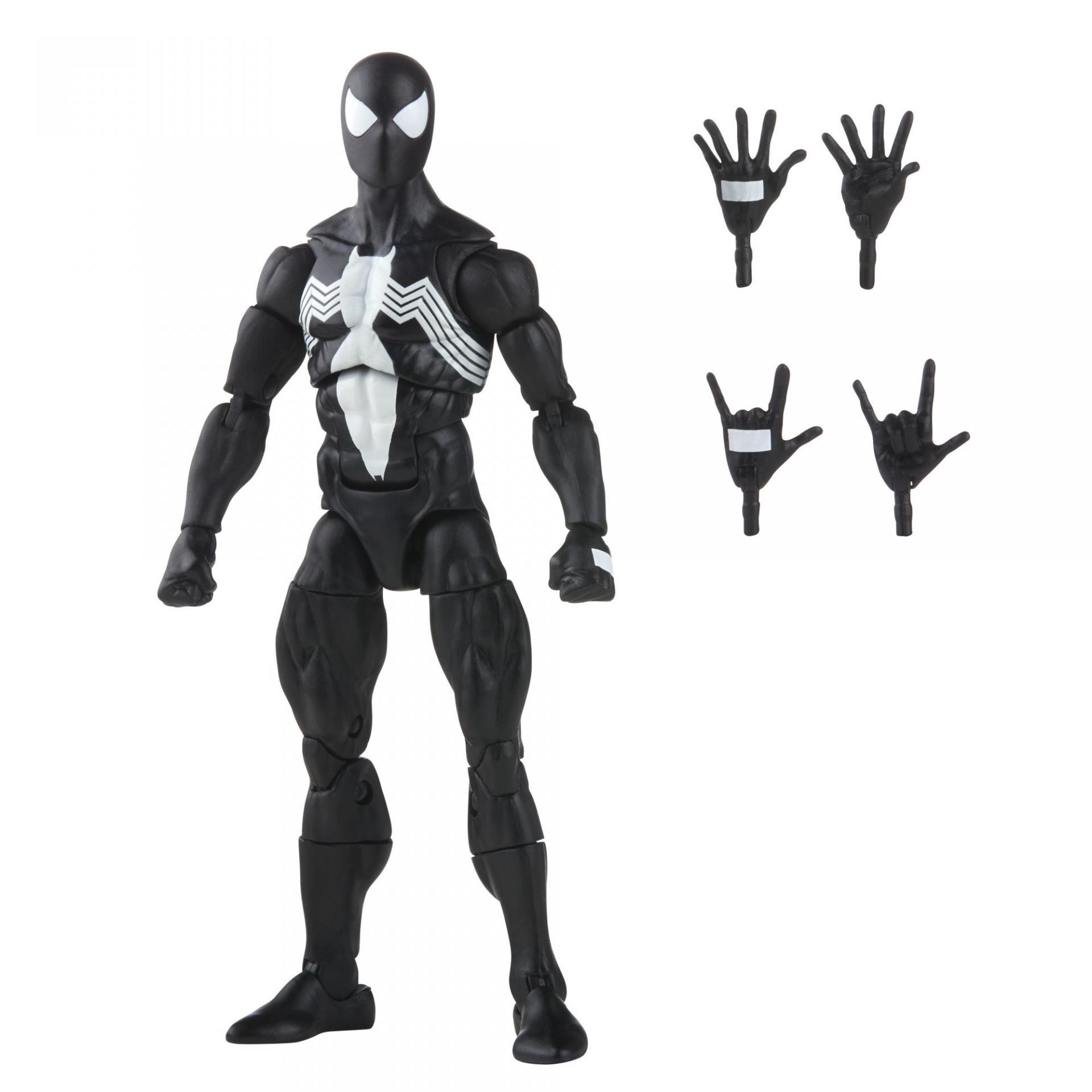 Marvel legends series hasbro symbiote spider man8