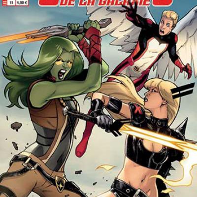 Marvel - LES GARDIENS DE LA GALAXIE 11 - LE VORTEX NOIR 5 (sur 7)
