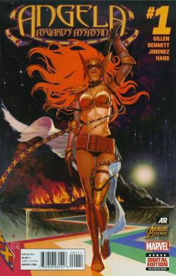 Marvel - LES GARDIENS DE LA GALAXIE HORS SÉRIE 1 - ANGELA