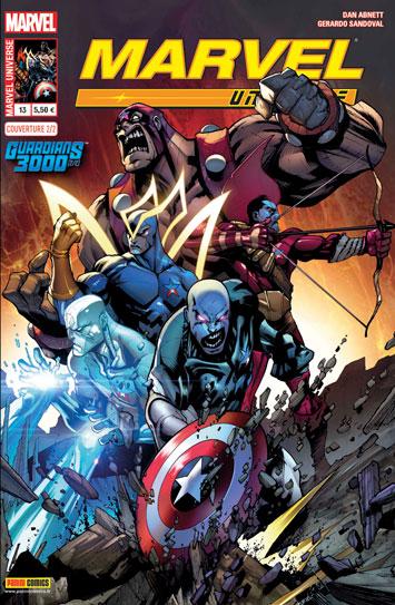 Marvel marvel universe 13 guardians 3000 1 sur 2
