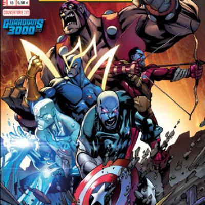 Marvel - MARVEL UNIVERSE 13 - GUARDIANS 3000 1 (sur 2)