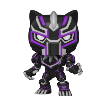 Marvel Mech - Funko POP - Black Panther 10cm