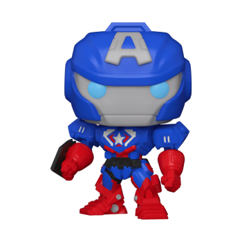 Marvel mech funko pop captain america 10cm