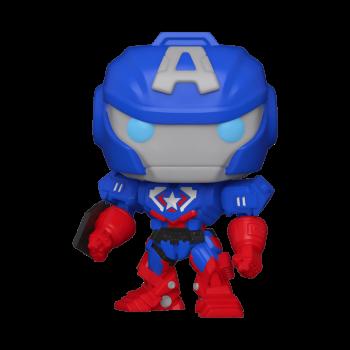 Marvel Mech - Funko POP - Captain America 10cm