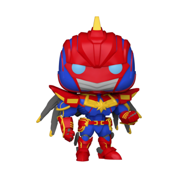 Marvel Mech - Funko POP - Captain Marvel 10cm