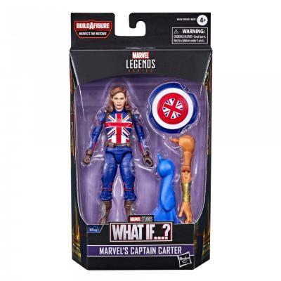 MARVEL LEGENDS Series - HASBRO - What If...? Marvel's Captain Carter
