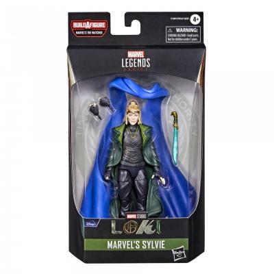 MARVEL LEGENDS Series - HASBRO - What If...? Marvel's Sylvie