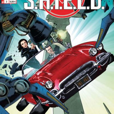 Marvel - S.H.I.E.L.D. 3