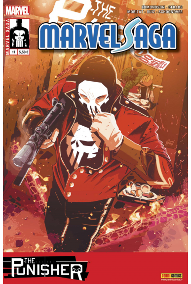 Marvel saga 11 punisher kiosque panini jpg
