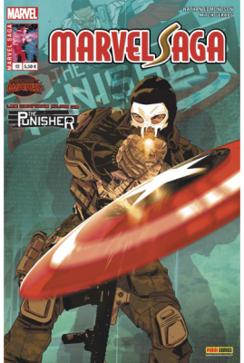 MARVEL SAGA 12 - PUNISHER