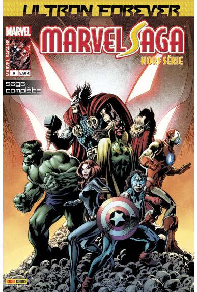 Marvel saga hors serie 6 ultron forever panini comics jpg