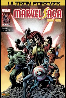 Marvel SAGA HORS SÉRIE 6 : ULTRON FOREVER