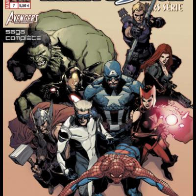 Marvel SAGA HORS SÉRIE 7 : AVENGERS MILLENIUM