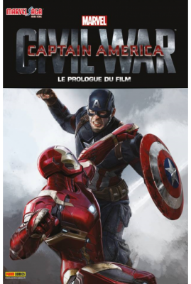 Marvel SAGA HORS SÉRIE 8 - CAPTAIN AMERICA : CIVIL WAR PRELUDE