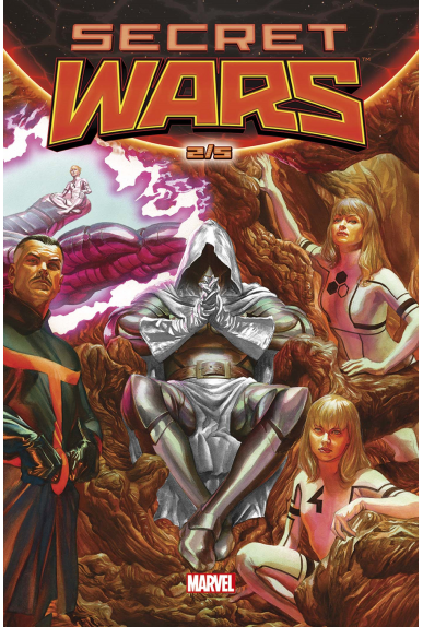 Marvel secret wars 2 coffret 2 5 limite a 900 exemplaires