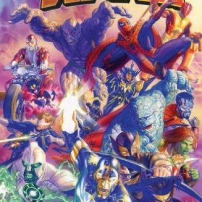 Marvel SECRET WARS 5 - Coffret 5/5 limité à 900 exemplaires