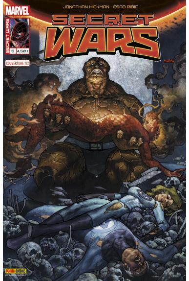 Marvel secret wars 5 couverture 2 2 simone bianchi 1