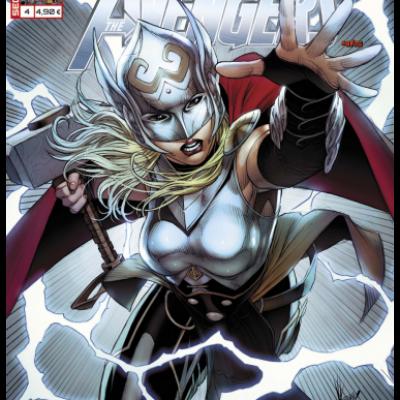 Marvel SECRET WARS - AVENGERS 4