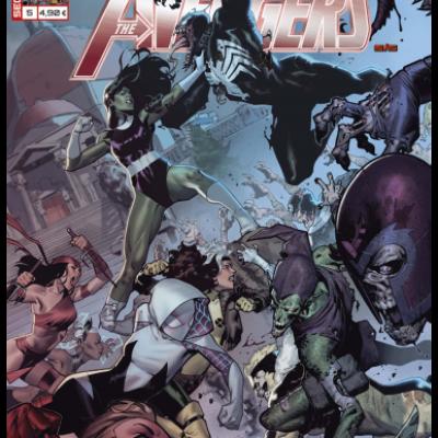 Marvel SECRET WARS - AVENGERS 5