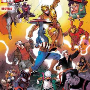 Marvel secret wars battleworld 1