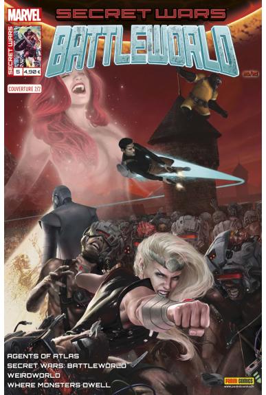 Marvel secret wars battleworld 5 couverture 2 2 scott wilson
