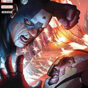 Marvel secret wars civil war 1 steve mcniven 2 2