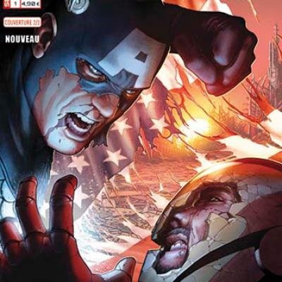 Marvel SECRET WARS - Civil War 1 Steve McNiven 2/2
