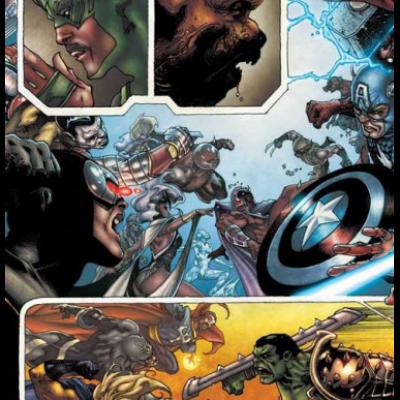 Marvel SECRET WARS - CIVIL WAR 2 EDITION COLLECTOR 3/4