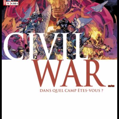 Marvel SECRET WARS - CIVIL WAR 5