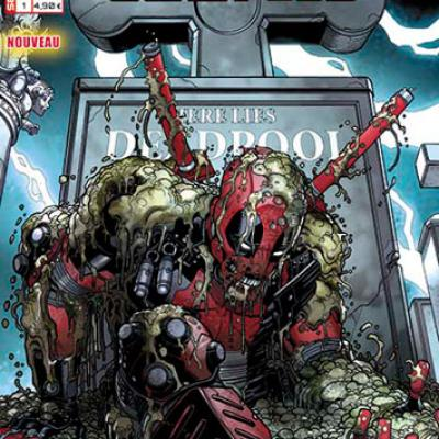 Marvel SECRET WARS - DEADPOOL 1