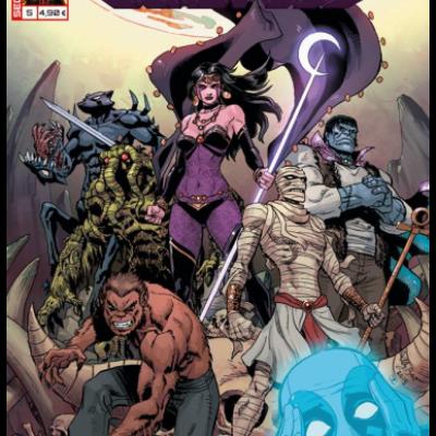 Marvel SECRET WARS - DEADPOOL 5