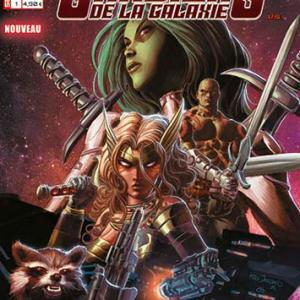 Marvel secret wars les gardiens de la galaxie 1